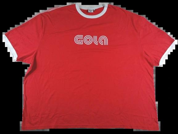 UK XXXL Vintage gola crew neck t-shirt