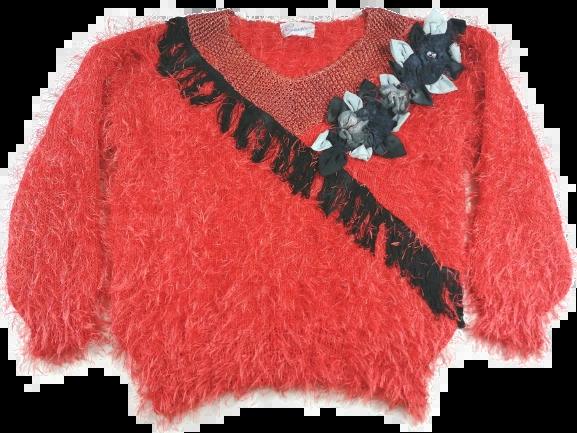UK L vintage mohair jumper