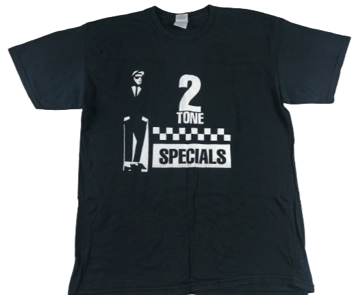 UK L True oldskool specials ska t-shirt
