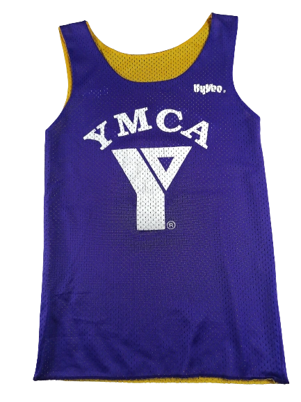 UK S Original basketball vest reversible