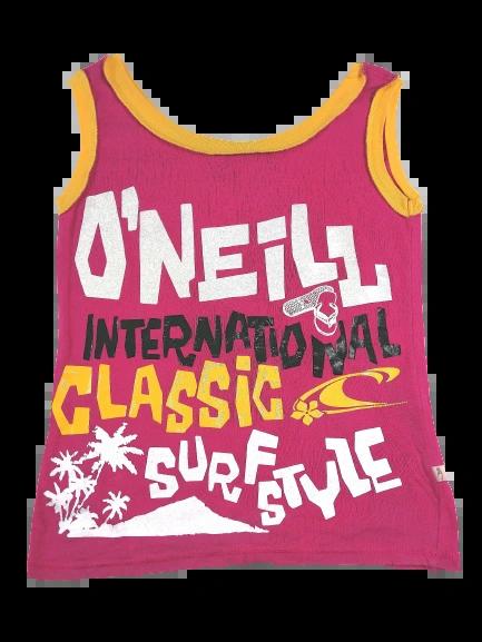 UK M Oldskool O'Neil womens summer vest