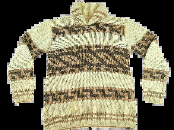 UK M women's Icelandic vinatage jumper wool 80's