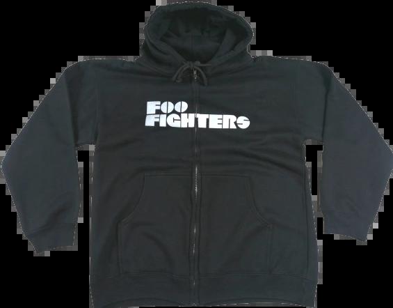 UK S true vintage foo fighters hoodie