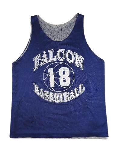 UK M Basketball vest blue falcon 90's