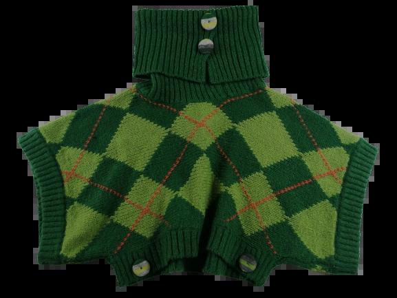 UK 10 Benetton shawl
