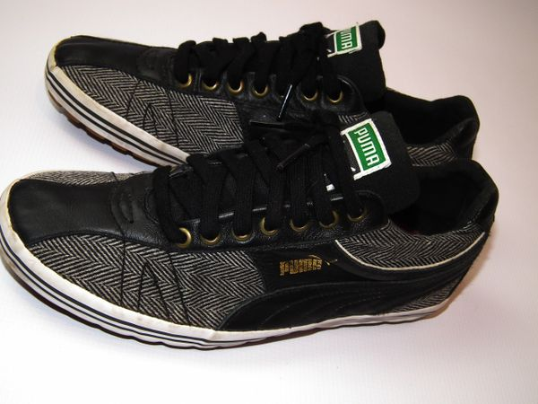 vintage puma sneakers size uk 7