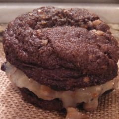 German Chocolate Chancellor Cookies (12)