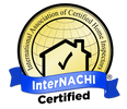We are certified inspectors by the International assoc. of Certified inspectors