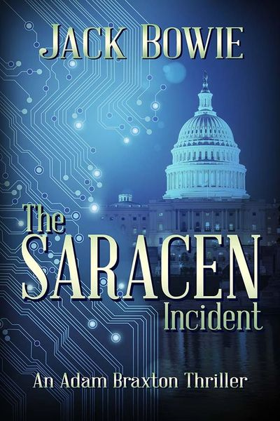 The Saracen Incident Cover