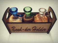 Bowl-der Holder Box