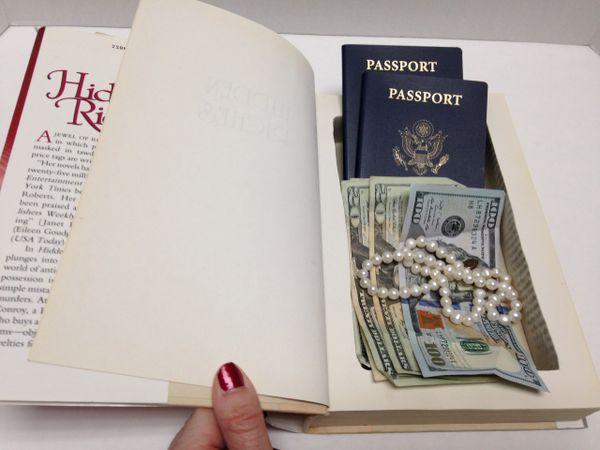 Book Safe-Hidden Riches