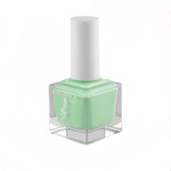 ADRIANNE K, NONTOXIC BRIGHT GREEN NAIL POLISH , GREEN ORCHID, .51 FL OZ. VEGAN. KID SAFE