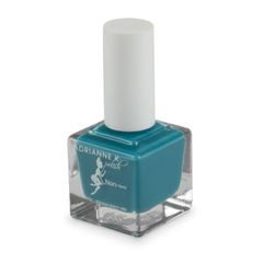 BLULU, GREEN/BLUE NONTOXIC NAIL POLISH, .51 FL OZ, VEGAN & CRUELTY FREE