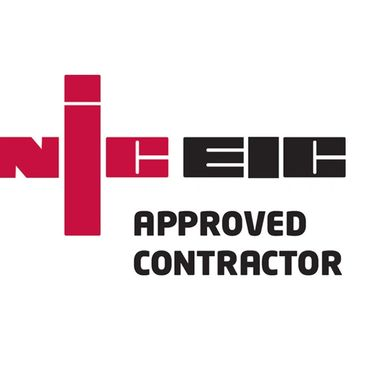 NICEIC APPROVED CONTRACTOR (NORTH WEST)