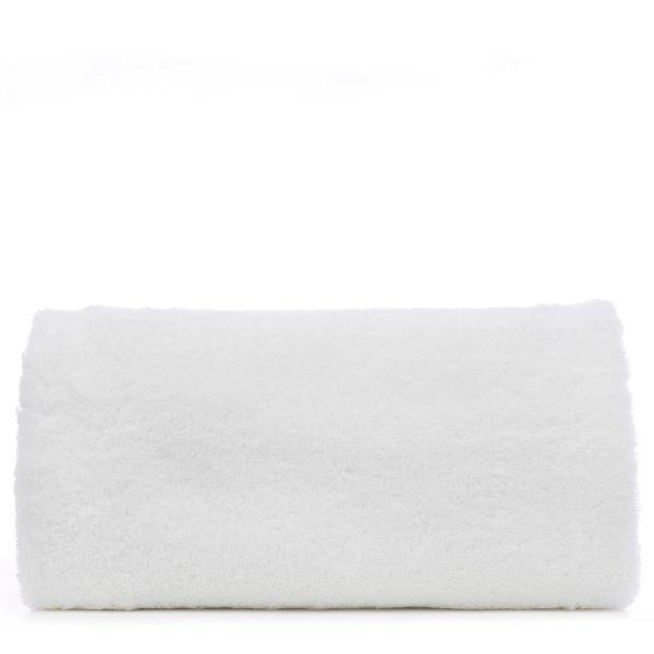 Luxury Hotel & Spa Towel 100% Genuine Turkish Cotton Oversized Bath Sheet - White - Pelican Hill - Set of 1