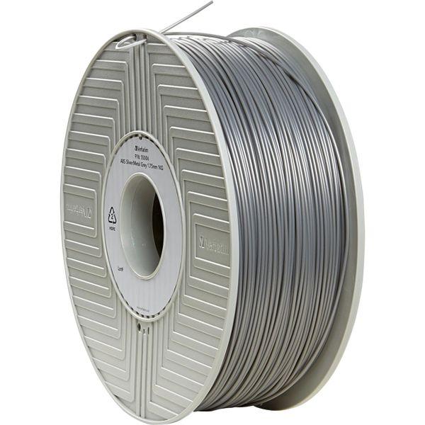 ABS 3D Filament - Silver