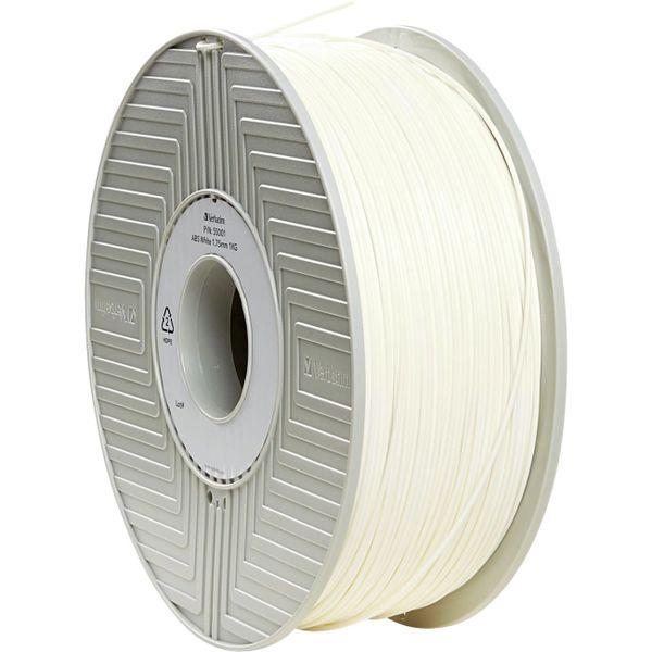ABS 3D Filament - White