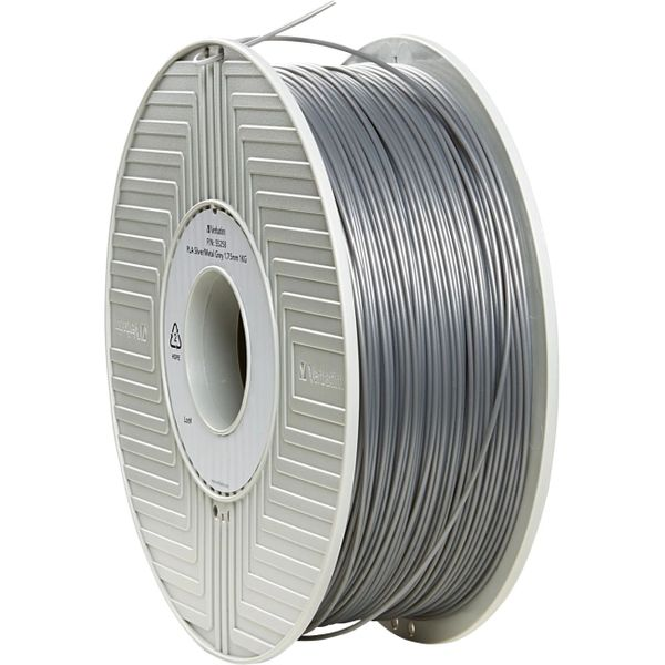 PLA 3D Filament - Silver