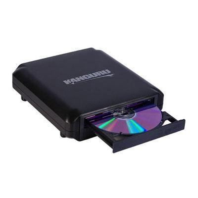 USB DVDRW Drive white box