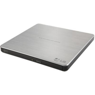 Ext 8x Slim USB DVDRW Silver