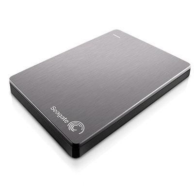 2TB USB 3.0 BP Port Slim Silve