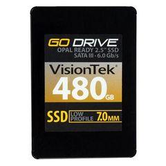 """480GB 7mm OPAL 1.0 2.5"""""""" SSD"""