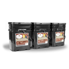 360 Serving Freeze Dried Fruit and Gourmet Snack Combination