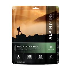 Mountain Chili Serves 2