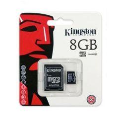 Class 10 Kingston Ultra Micro SD Memory Card 8GB