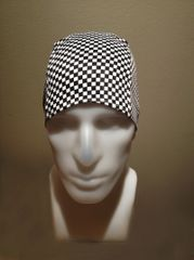 Stretchy Checkered Do-rag