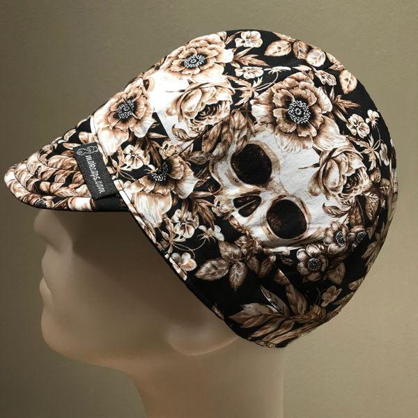 Gold Vintage Skulls
