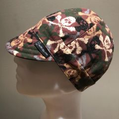 Skull Camo on Brown