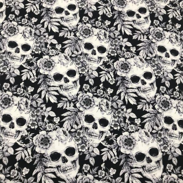Vintage Skulls Bandana