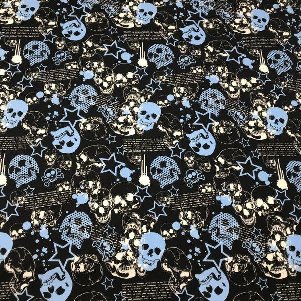 Rockstar Skulls Bandana