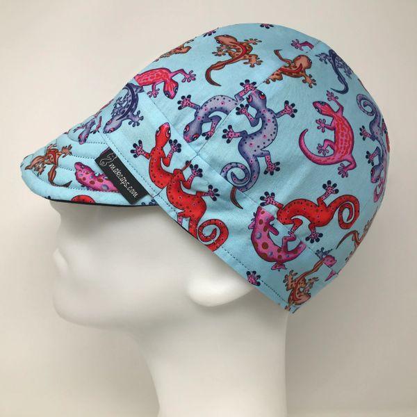 Geckos (Blue)