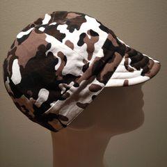 Dark-Brown Camouflage