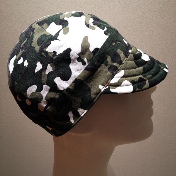 Light-Green Camouflage