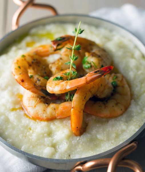 Previous Item: Shrimp and Non-GMO Stone Ground White Grits & a Southern Strawberry Salad - Sausage and Grits, or Shrimp & Grits w/o Sausage also available ($14.00 per person / Time to Cook: 30 min. / Cook by Day: Wednesday)