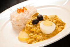 Previous item: Aji de Gallina - Peruvian Chicken with an Aji Amarillo Sauce - (Cod substitute available) - Medium Spicy ($14 Per Person / Time to Cook: 30 min. / Cook By Date: Monday)