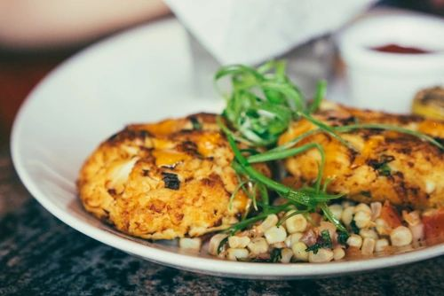 Previous Item: Baltimore Crabcakes with a Warm Old Bay Potato Salad and Seasonal Succotash ($14 Per Person / Time to Cook: 30 min / Cook By Day: Friday)