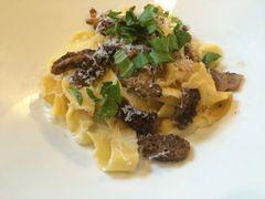 Previous Item: Fresh Pasta: choice of 1) Mozzarella-Stuffed Meatballs, 2) Shrimp Scampi 3) Carbonara, 4) Alfredo, or 5) Aglio Et Olio - ($14 per person / Time to Cook: 30 min. / Cook By day: Monday)