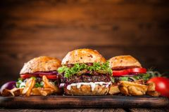 """Previous Item: Custom Ground Grass-Fed Burgers - Short Rib/Ribeye/Hanger Steak Blend - Options: 1) """"Neat,"""" 2) Charred Jalapeño & Melted Brie, 3) Chorizo & Manchego, 4) Pork Belly & Blue Cheese, and 4) Foie Gras & Fig Chutney ($14 Per Person)"""