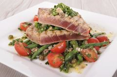 Previous Item: Salade Niçoise with Seared Tuna Loin ($15 Per Person / Time to Cook: 30 min. / Cook by Day: Wednesday)