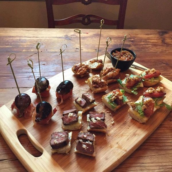 Previous Items: Pintxos! (Basque Tapas) - (Time to Cook: 30 min.)