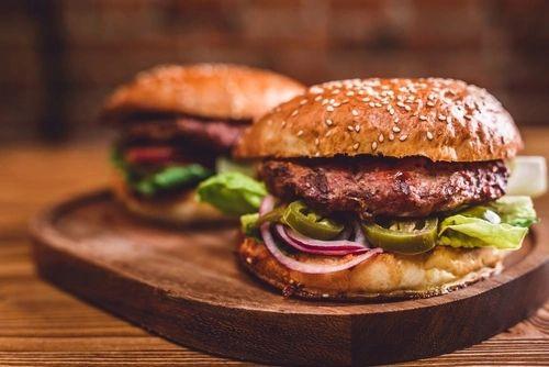 "Previous Item: Custom Ground Grass-Fed Burgers - Short Rib/Ribeye/Hanger Steak Blend - Options: 1) ""Neat,"" 2) Jalapeño & Brie, 3) Chorizo & Manchego, or 4) Pork Belly & Blue Cheese w/ Fries & Asparagus Spears"
