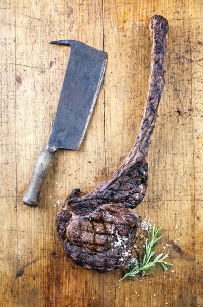 "Previous Item: Holiday Weekend Special – ""Best Steak We Ever Had"" Wagyu Ribeye! Wagyu Bone-in Tomahawk Chop 28 oz., Warm Potato Salad, Mexican Street Corn (Serves 3-4) - Order Deadline Wed. at 10pm"