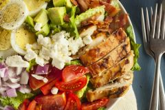 Previous Item: Salad Week! Traditional Cobb Salad with Sous Vide Berkshire Pork Belly, Amish Chicken Breast, and Point Reyes Blue Cheese ($15 Per Person / Time to Cook: 20 min. / Cook by Day: Thursday)