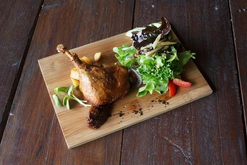 Previous Item: Salad Week! Duck Confit & Frisée Salad ($16 Per Person / Time to Cook: 20 min. / Cook by Day: Sunday)
