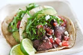 Previous Item: It's Grilling Time! Outside Skirt Steak Carne Asada with Guajillo Pepper Mole and/or Blackened Mahi Mahi Fish Tacos! ($14.00 per person)