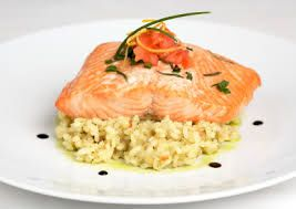 Previous Item: Raised North Sea Salmon with a Charred Wild Ramp Pistou over Lemon Risotto (Time to Cook: 30 min. / Cook by Day: Wednesday)